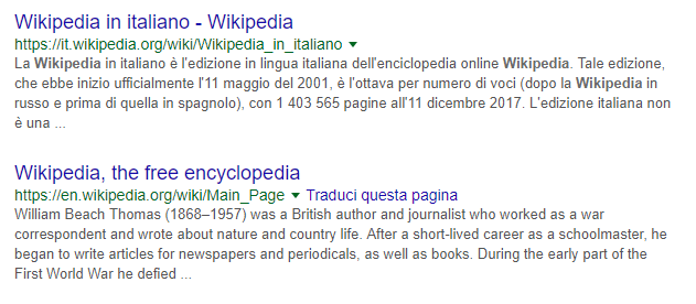 lunghezza meta description secondo google