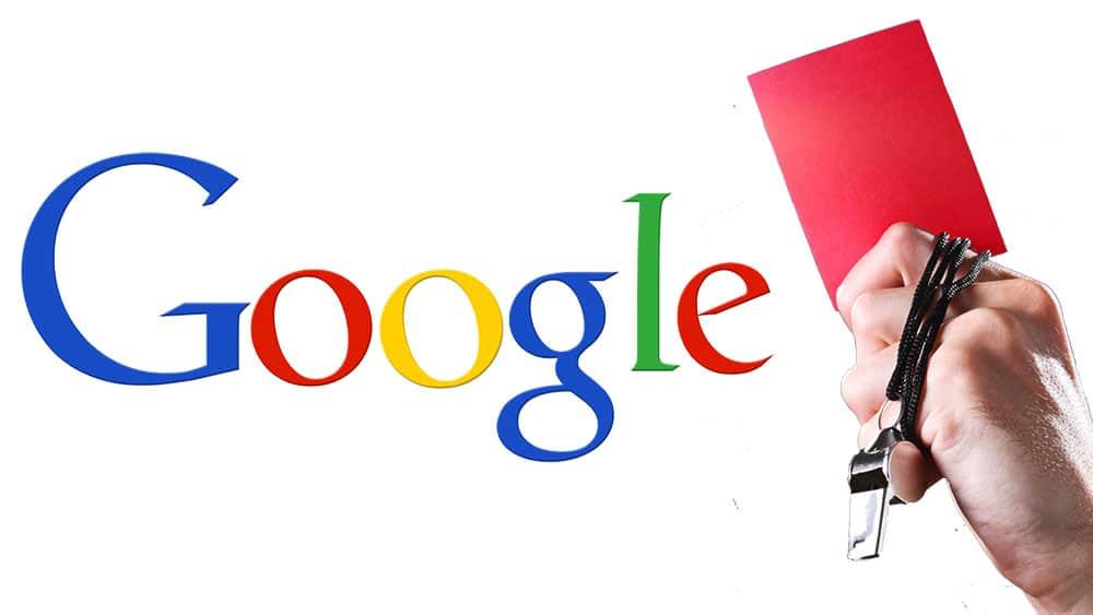 come uscire penalizzazione google