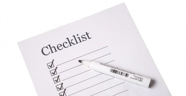 checklist seo audit